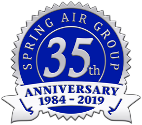 Spring Air Group 35 Year Anniversary